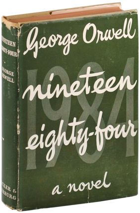 NINETEEN EIGHTY-FOUR. George Orwell