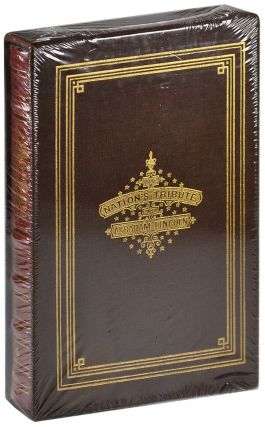 MEMORIAL RECORD OF THE NATION'S TRIBUTE TO ABRAHAM LINCOLN - LIMITED EDITION. B. F. Morris, compiler