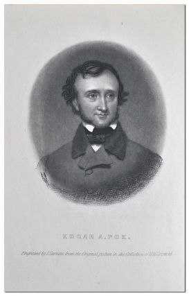 THE WORKS OF EDGAR ALLAN POE. NEWLY COLLECTED AND EDITED, WITH A MEMOIR, CRITICAL INTRODUCTIONS, AND NOTES, BY EDMUND CLARENCE STEDMAN AND GEORGE EDWARD WOODBERRY