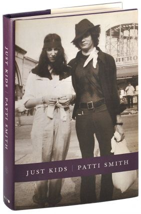 JUST KIDS - REVIEW COPY, INSCRIBED TO CRAIG ANDERSON