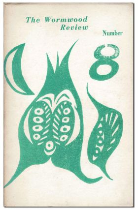 THE WORMWOOD REVIEW - NO.8 (VOL.2, NO.4) - INSCRIBED BY MARVIN MALONE