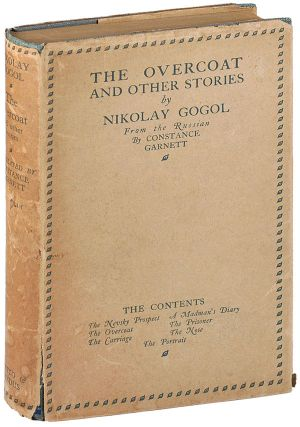 THE OVERCOAT AND OTHER STORIES. Nikolay Gogol, Constance Garnett, stories, translation