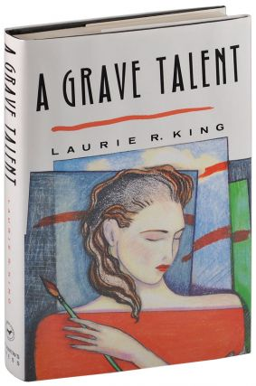 A GRAVE TALENT - SIGNED