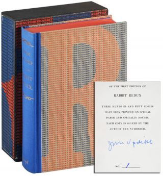 RABBIT REDUX - LIMITED EDITION, SIGNED [COPY NO.1]. John Updike