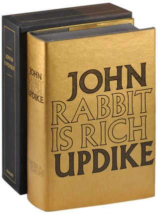 RABBIT IS RICH - LIMITED EDITION, SIGNED