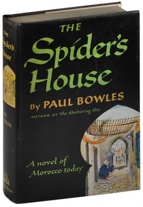 THE SPIDER'S HOUSE - REVIEW COPY