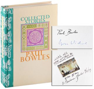 COLLECTED STORIES 1939-1976 - DELUXE ISSUE, SIGNED, AND ADDITIONALLY INSCRIBED BY JOHN & BARBARA...