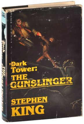 THE DARK TOWER: THE GUNSLINGER - INSCRIBED TO JOHN D. MACDONALD