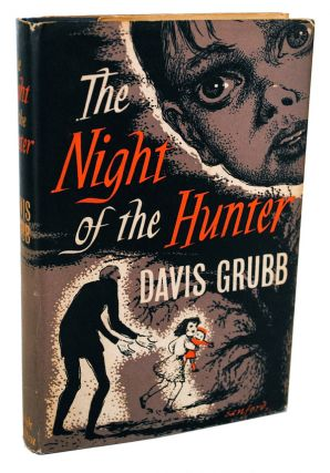 NIGHT OF THE HUNTER - DIRECTOR SAMUEL FULLER'S COPY. Davis Grubb