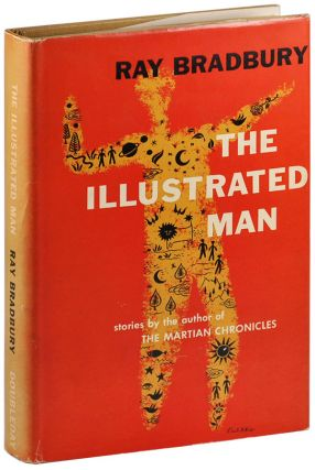 THE ILLUSTRATED MAN - INSCRIBED