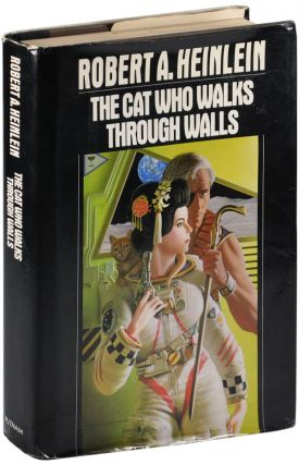 THE CAT WHO WALKS THROUGH WALLS: A COMEDY OF MANNERS - DEDICATION COPY, SIGNED