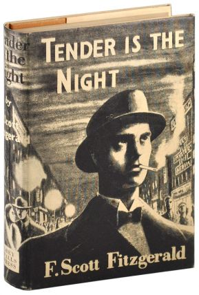 TENDER IS THE NIGHT. F. Scott Fitzgerald, Malcolm Cowley, novel, preface