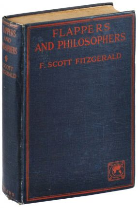 FLAPPERS AND PHILOSOPHERS. F. Scott Fitzgerald
