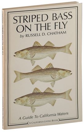 STRIPED BASS: A GUIDE TO CALIFORNIA WATERS - INSCRIBED TO WILLIAM HJORTSBERG