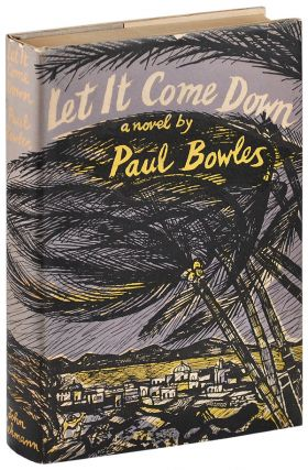 LET IT COME DOWN - SIGNED