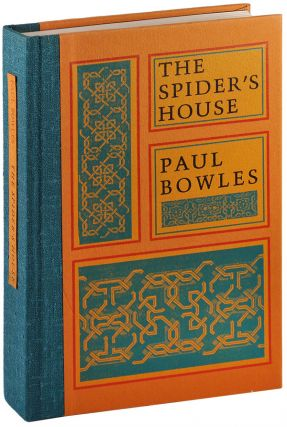 THE SPIDER'S HOUSE - LIMITED EDITION, SIGNED