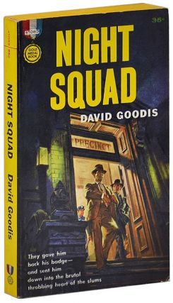 NIGHT SQUAD - REVIEW COPY. David Goodis