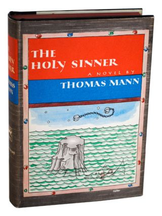 THE HOLY SINNER. Thomas Mann, H. T. Lowe-Porter, novel, translation
